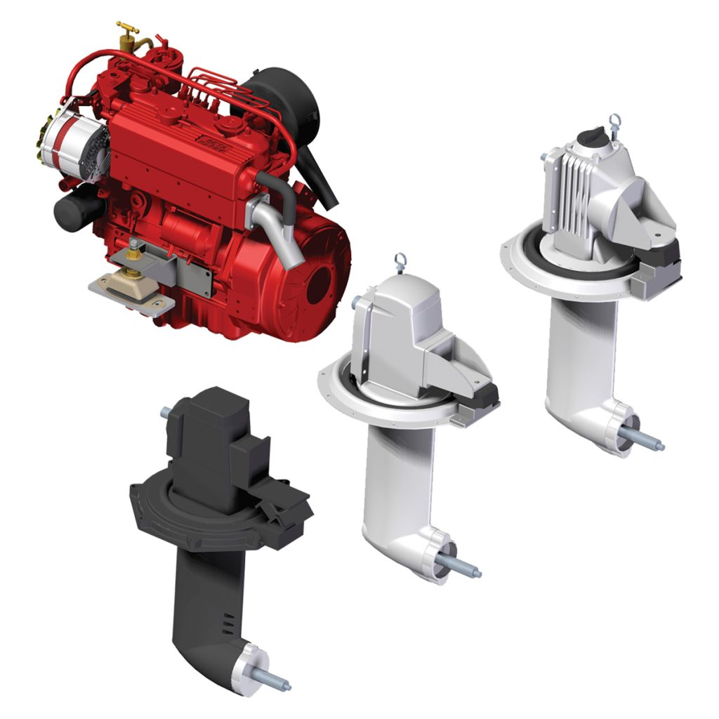 Beta Marine USA - Saildrive Solutions - Complete Saildrives and Saildrive Replacement Engines