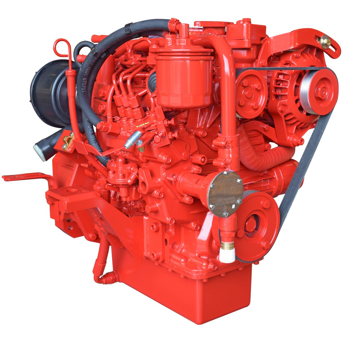 Beta Marine USA - marine diesel saildrive engines - Beta 25SD heat exchanger saildrive engine