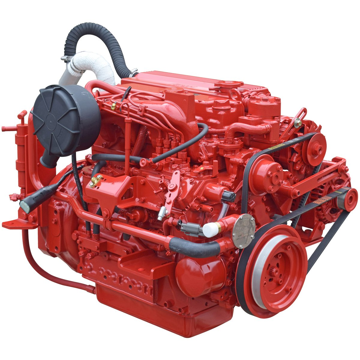 Beta Marine USA - marine diesel saildrive engines - Beta 50SD heat exchanger saildrive engine