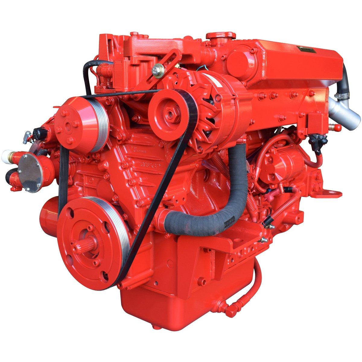 Beta Marine USA - marine diesel saildrive engines - Beta 60SD heat exchanger saildrive engine