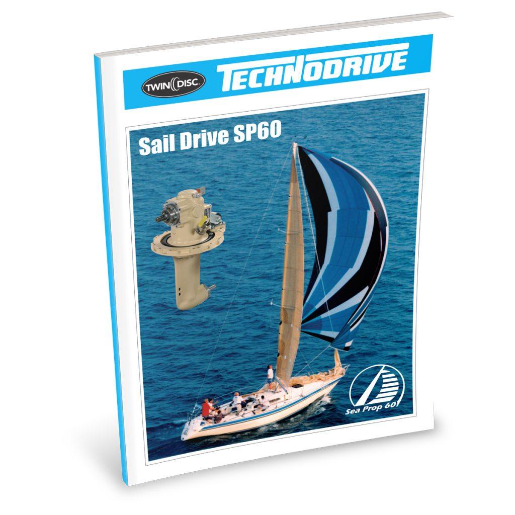 Beta Marine USA - marine diesel propulsion engines - technodrive seaprop 60 data sheet