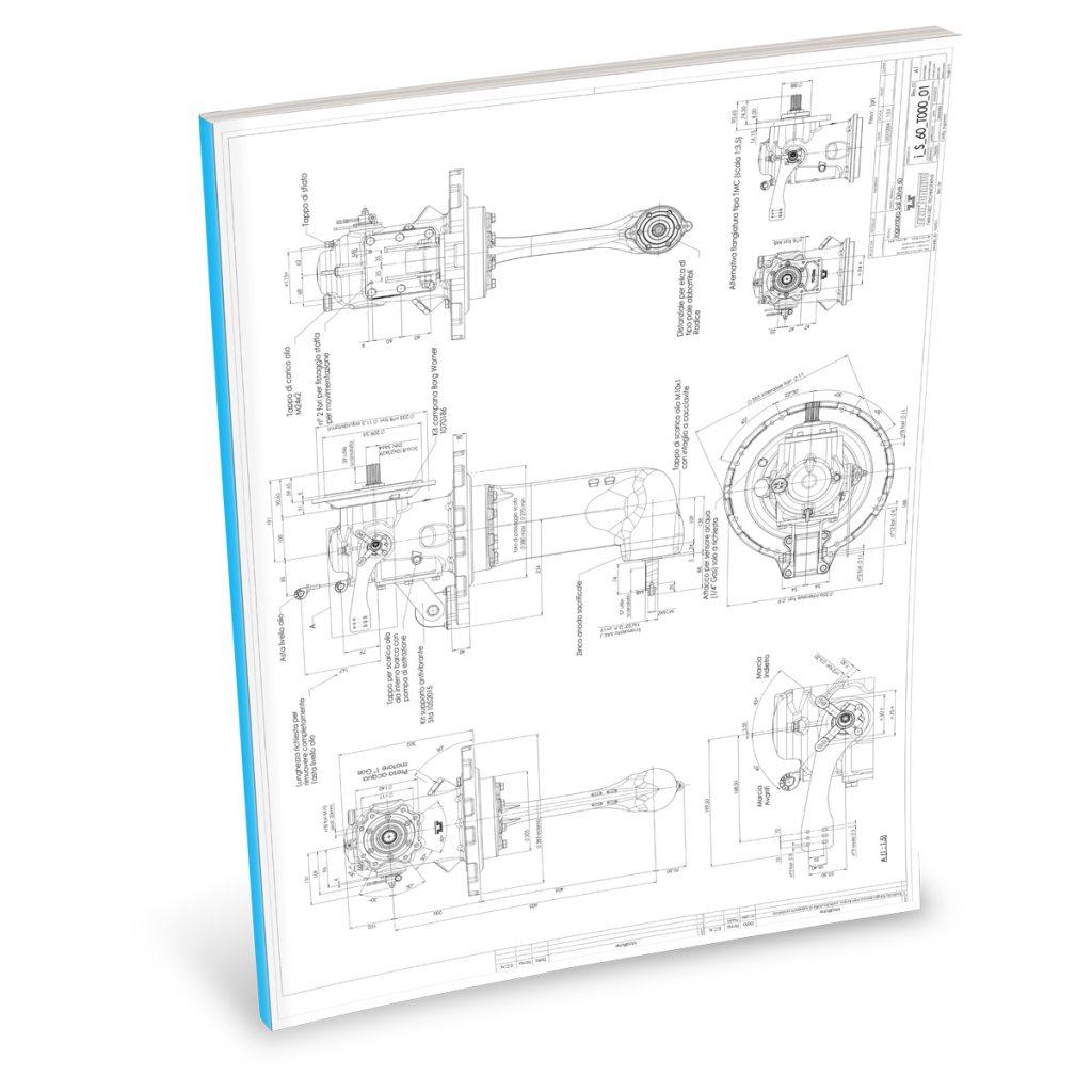 Beta Marine USA - marine diesel propulsion engines - technodrive seaprop 60 dimensions