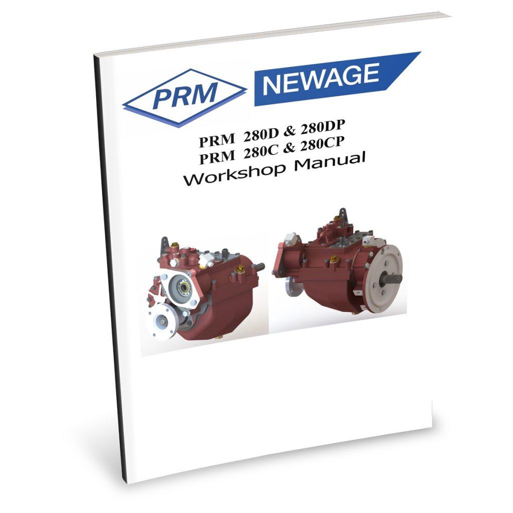 Beta Marine USA - marine diesel propulsion engines - PRM280 transmission user manual