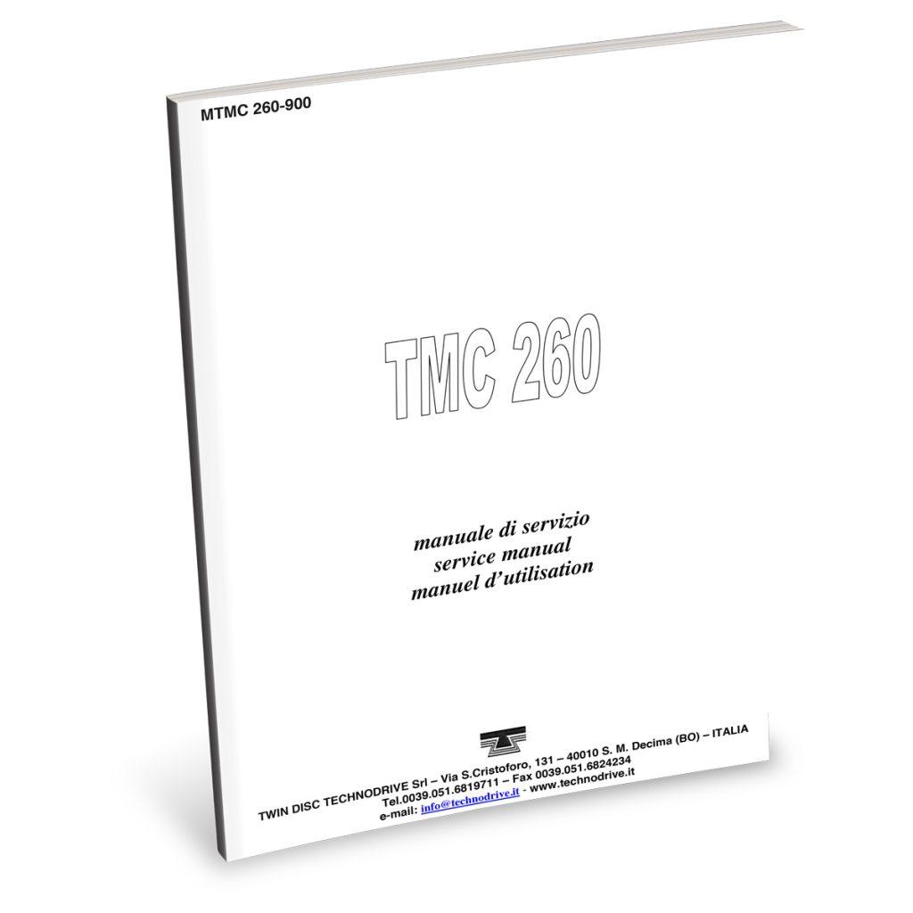 Beta Marine USA - marine diesel propulsion engines - TMC260 transmission user manual