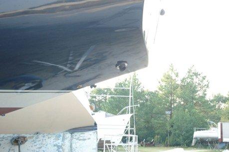 Beta Marine USA - marine diesel propulsion engines - exhaust goose neck outlet