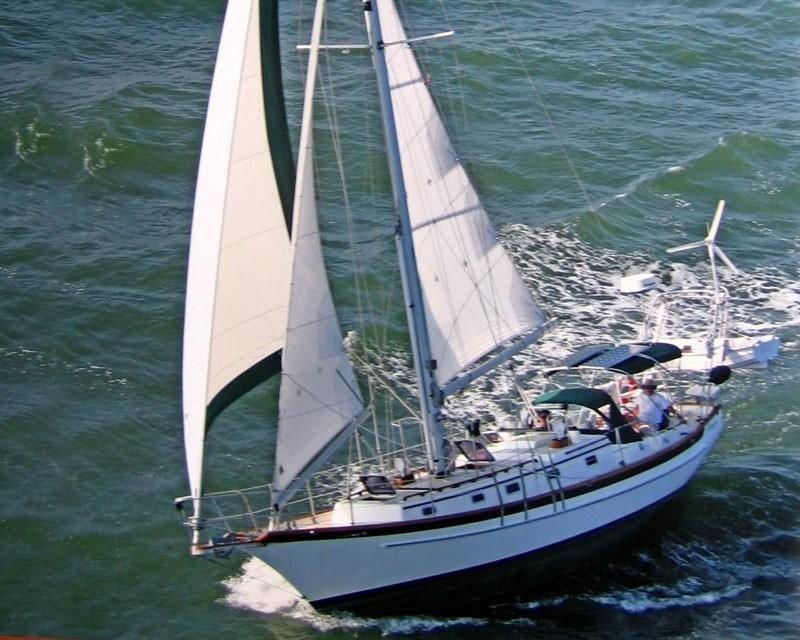 Beta Marine USA - Cabo Rico 38 Repower - Engine Replacement