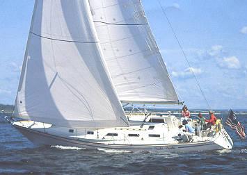 Beta Marine USA - Pearson 39 Repower - Engine Replacement