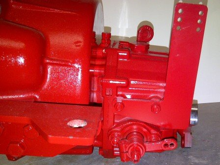 Beta Marine USA - marine diesel propulsion engines - vertical contol mounting bracket