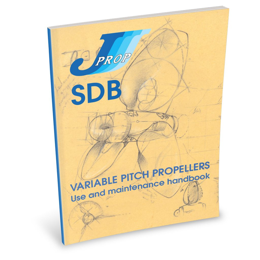 Beta Marine USA - marine diesel propulsion engines - jprop propellers user manual
